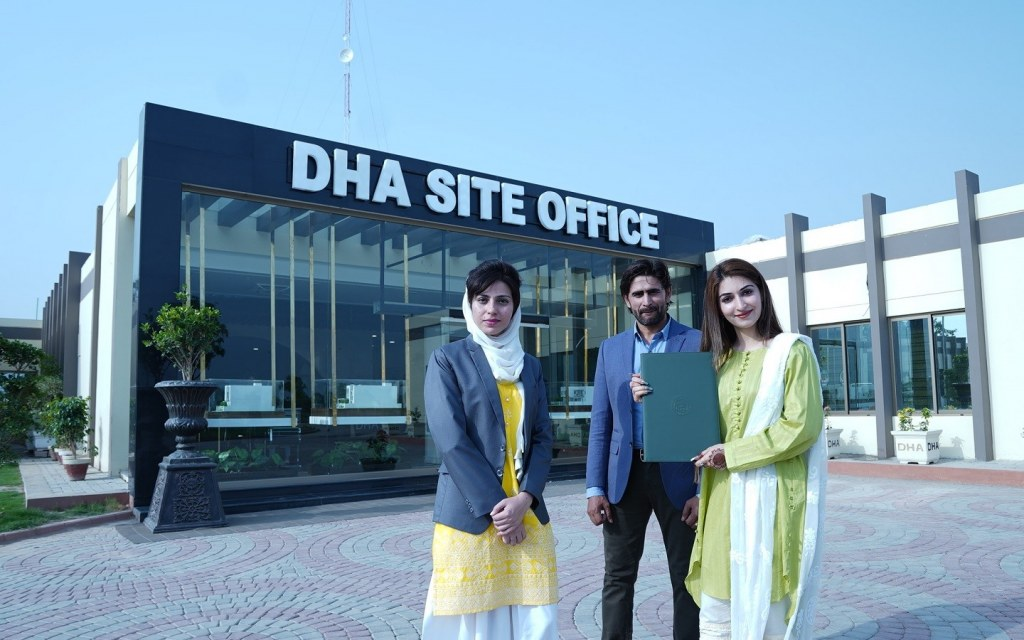 DHA Multan Site Office