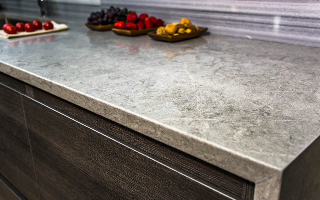 Cover Old Countertops with Contact Paper
