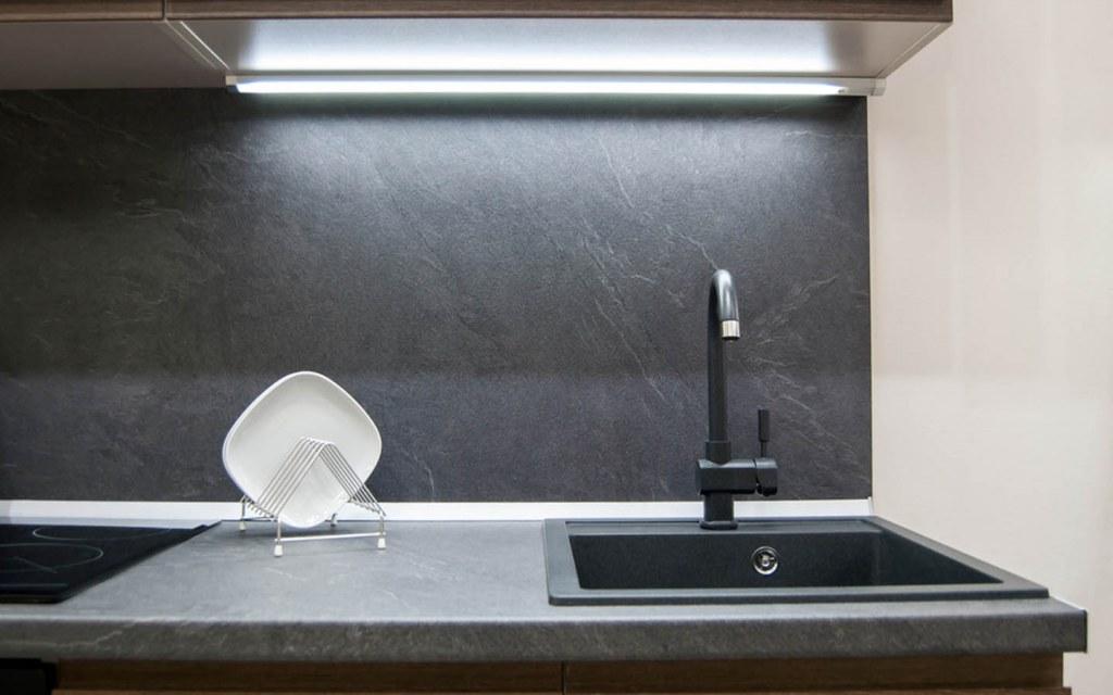 Concrete countertops in homes