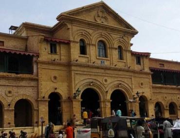 Karachi Railway Station
