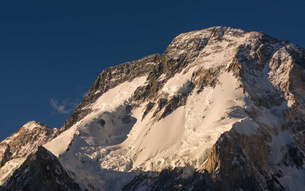 broad peak and other mountains also stand thousands of feets in height