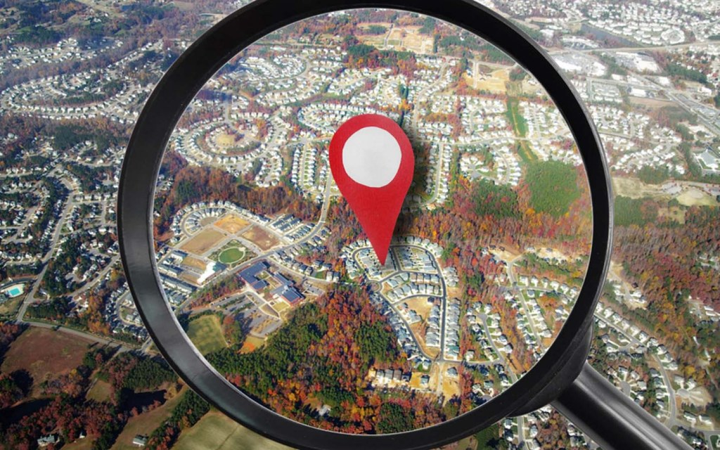 Be Very Specific About Your Property's Location