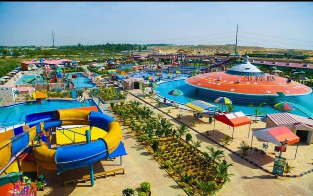 timings and ticket price of paradise island water park