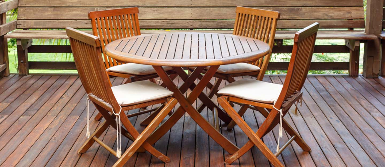 Teak Wood Furniture: Pros, Cons & Maintenance | Zameen Blog