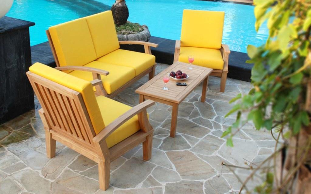 disadvantages of buying teak furniture