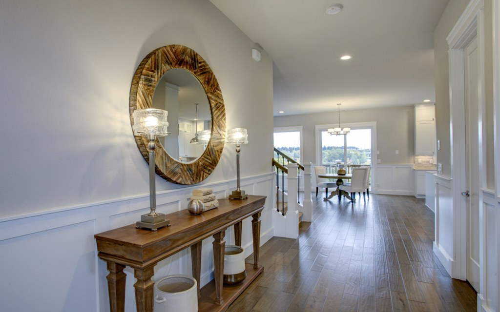 decorate your home with mirrors