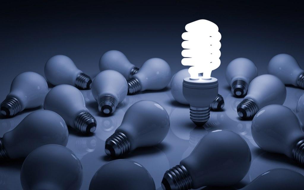 CFL Energy Saver bulbs