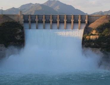 Tarbela Dam by WAPDA