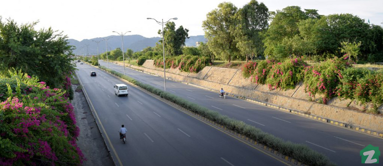 All YKashmir Highway Srinagar Highway in Islamabad