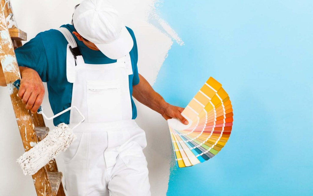 Choose the right paint colour for your house
