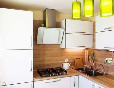 How to Design and Decorate a Small Kitchen