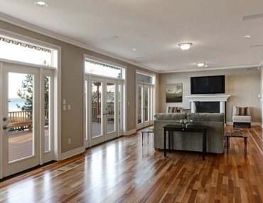 how to refinish hardwood floor