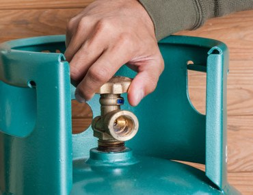 Gas Cylinder Safety Tips