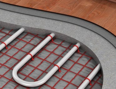 various types of underfloor insulation in homes