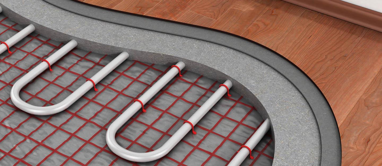 various types of underfloor insulation in homes