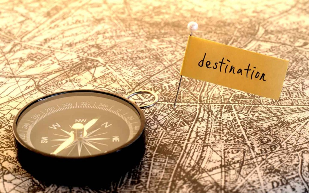 know your trip destination beforehand