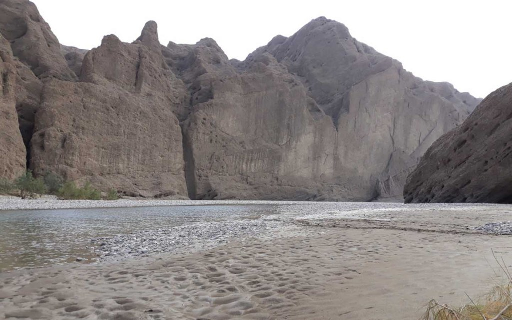 Gondrani Cave city is located one of the remotest regions in Balochistan