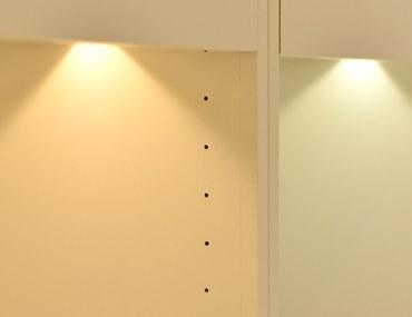 Warm vs White Bulbs