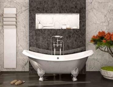 types of bathroom designs