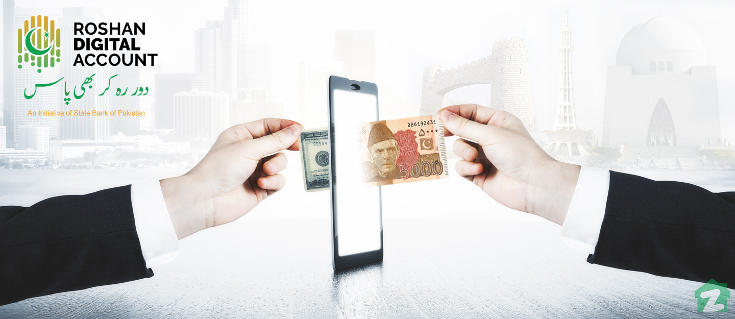 All About Roshan Digital Accounts