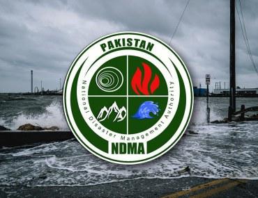 national disaster management authority pakistan