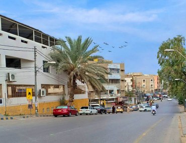 zamzama commercial DHA Karachi