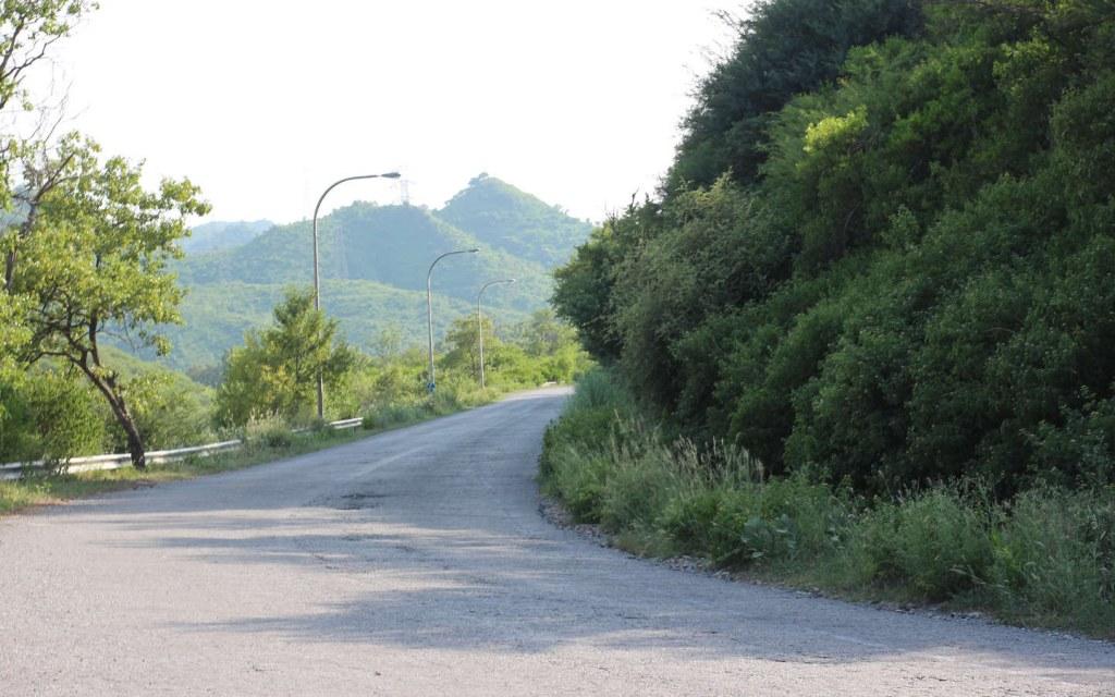 location of tarbela dam in kpk