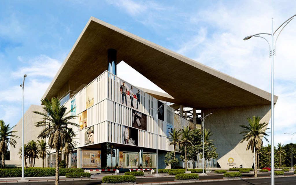 Properties for Sale in Omega Mall Airport, Karachi