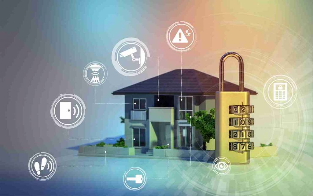 wireless home security systems in Pakistan