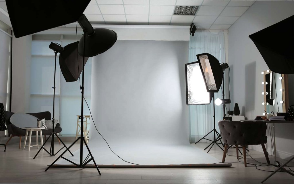collapsible backdrops for home photography studios