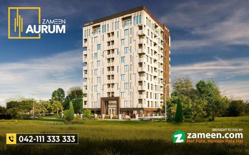 features of Zameen Aurum in Gulberg Lahore