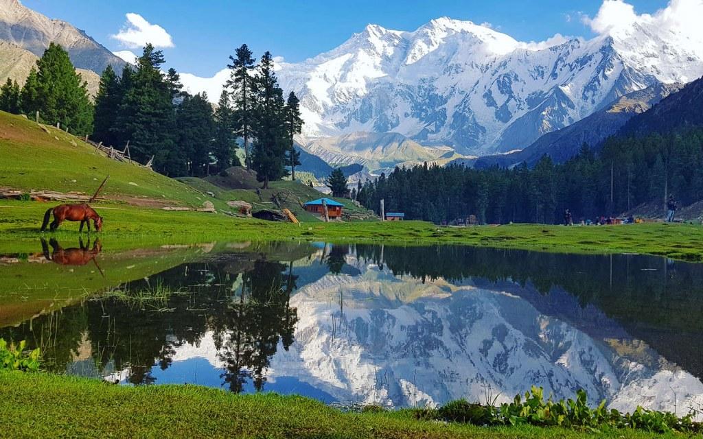 chitral valley in Khyber Pakhtunkhwa