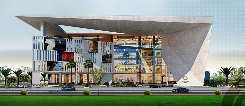 Omega Mall Airport Karachi
