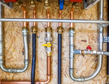 Types of Plumbing Pipes for Homes
