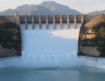 Tarbela Dam in Pakistan