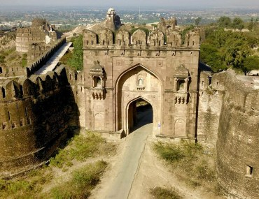 Rohtas Fort in Jhelum