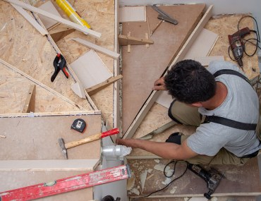 Building Materials for Stairs