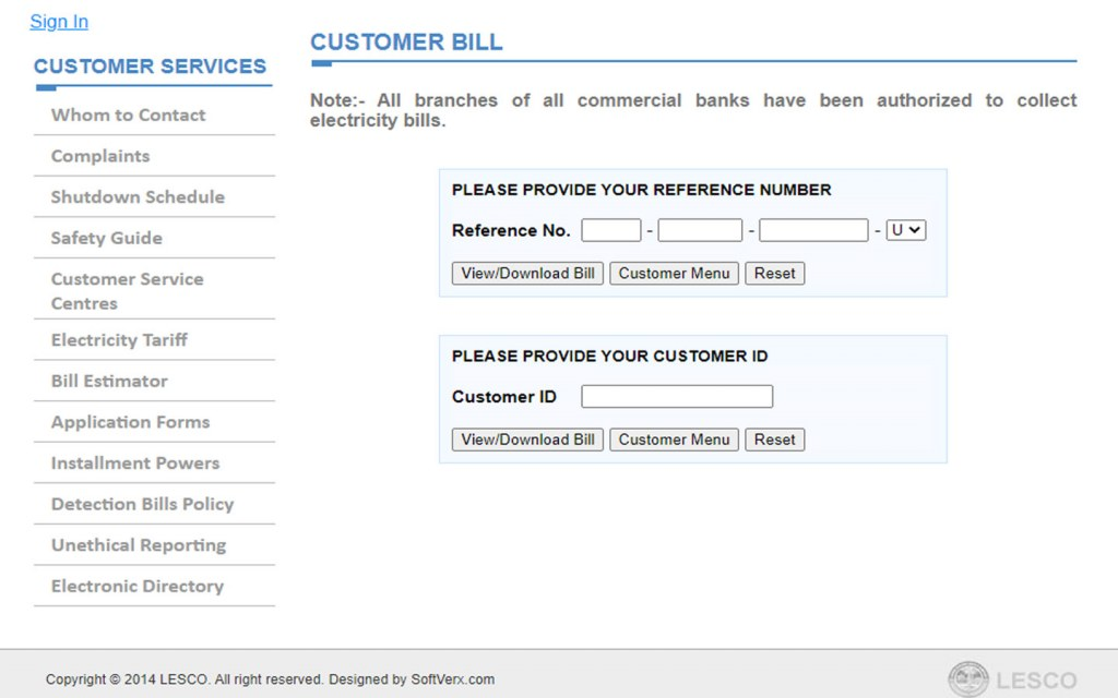 How to Check Your LESCO Bill Online