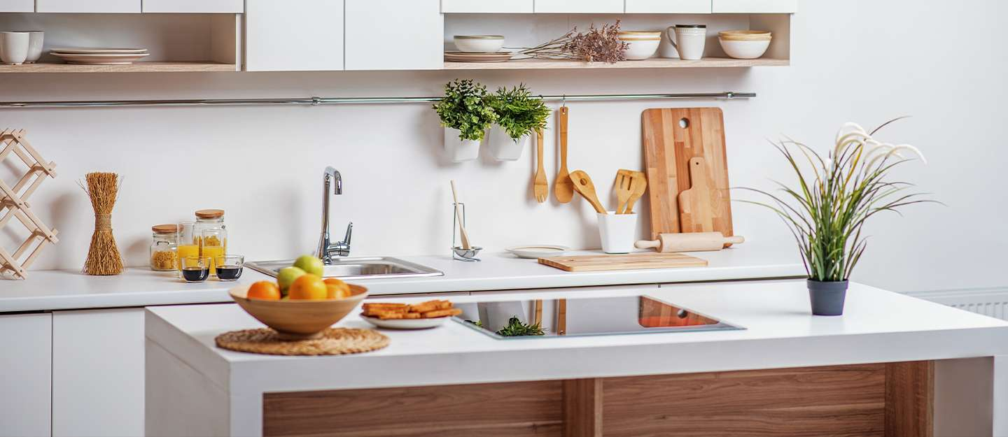 things not to store on your countertops