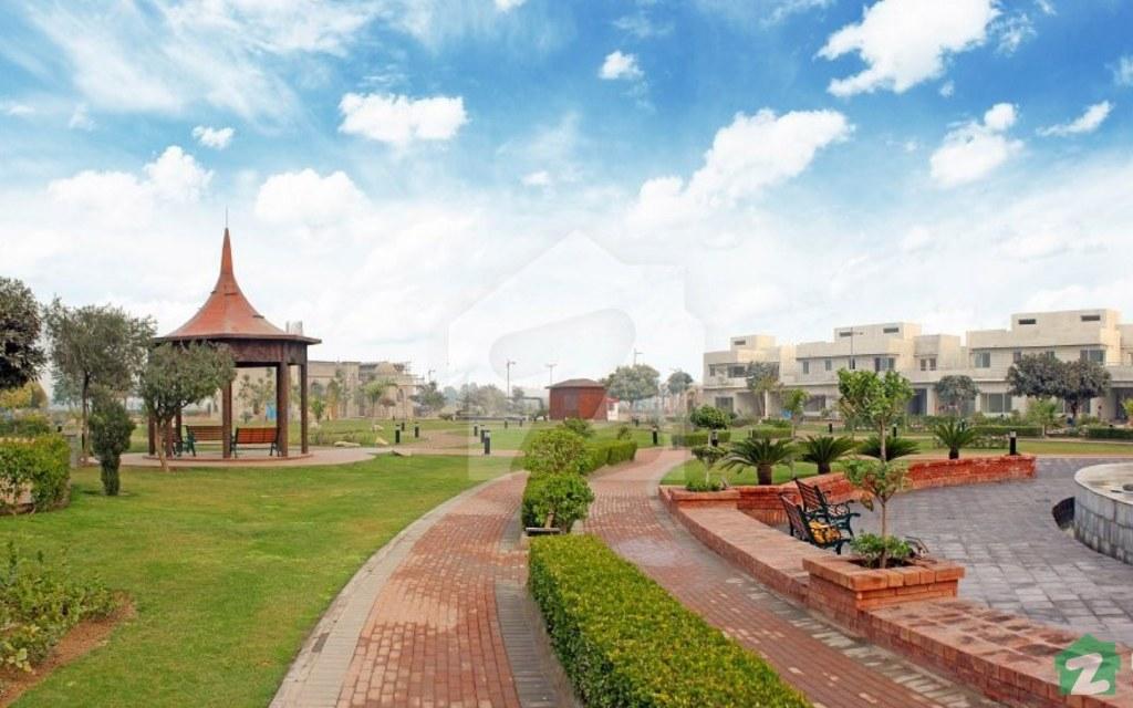 A click of New Lahore City's landscape