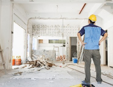 structural remodeling project of your home