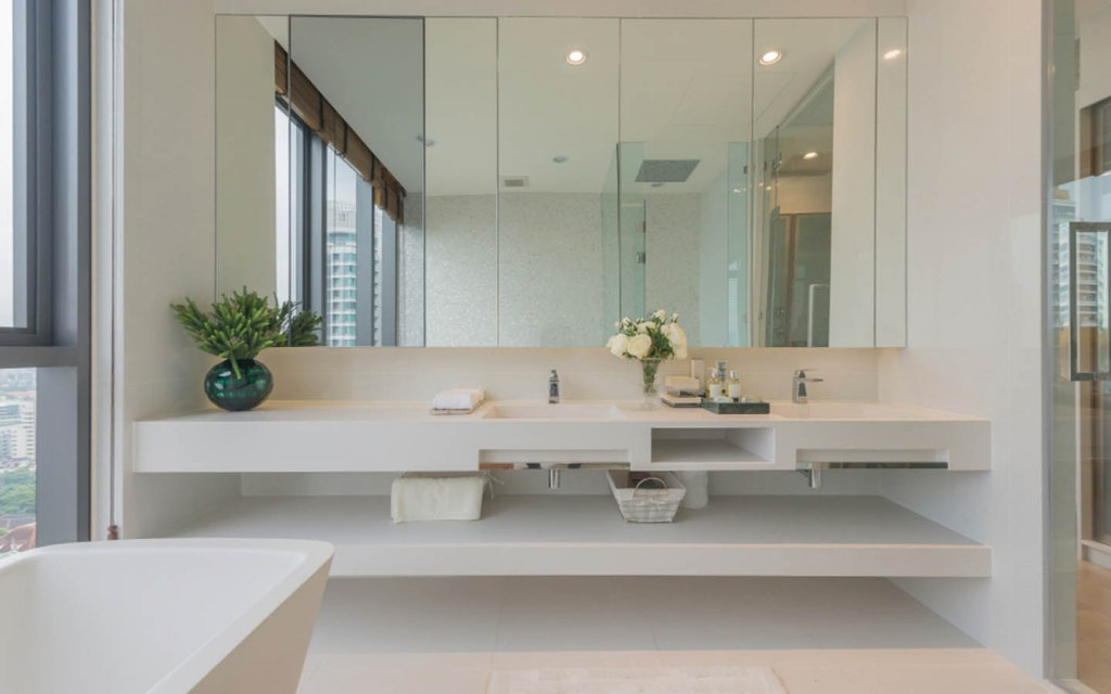 Top Reasons To Add A Floating Vanity To Your Bathroom Zameen Blog