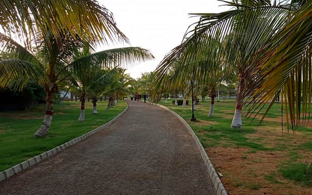 Bukhari park is one of the most prominent facilities of living in Bukhari commercial