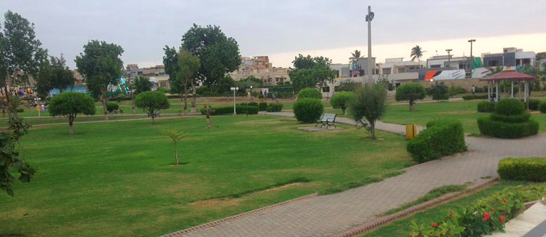 nisar shaheed park