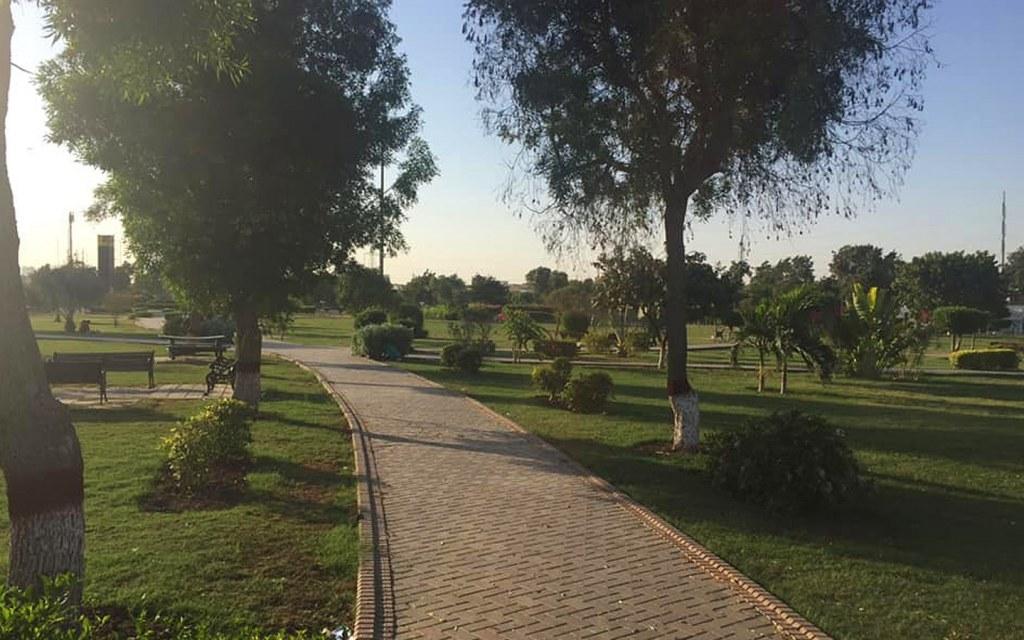 Facilities in Nisar Shaheed Park