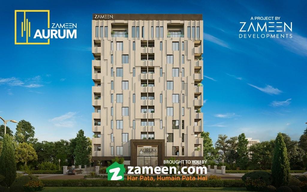 Design model of the Zameen Aurum by ZD