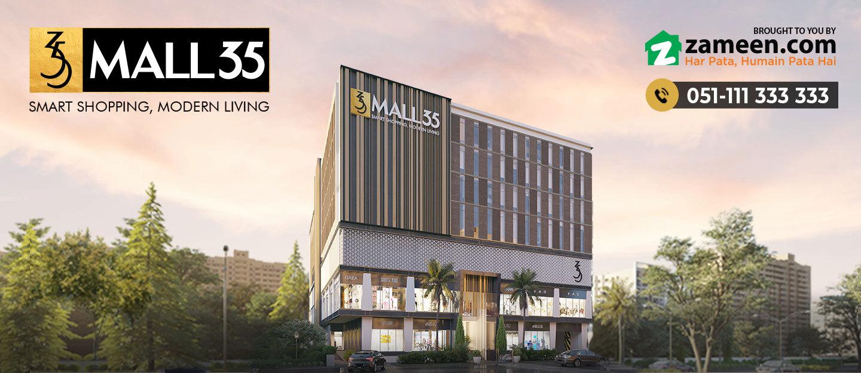 success of Mall 35