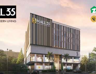 investing in hotel apartments in Mall 35 Rawalpindi
