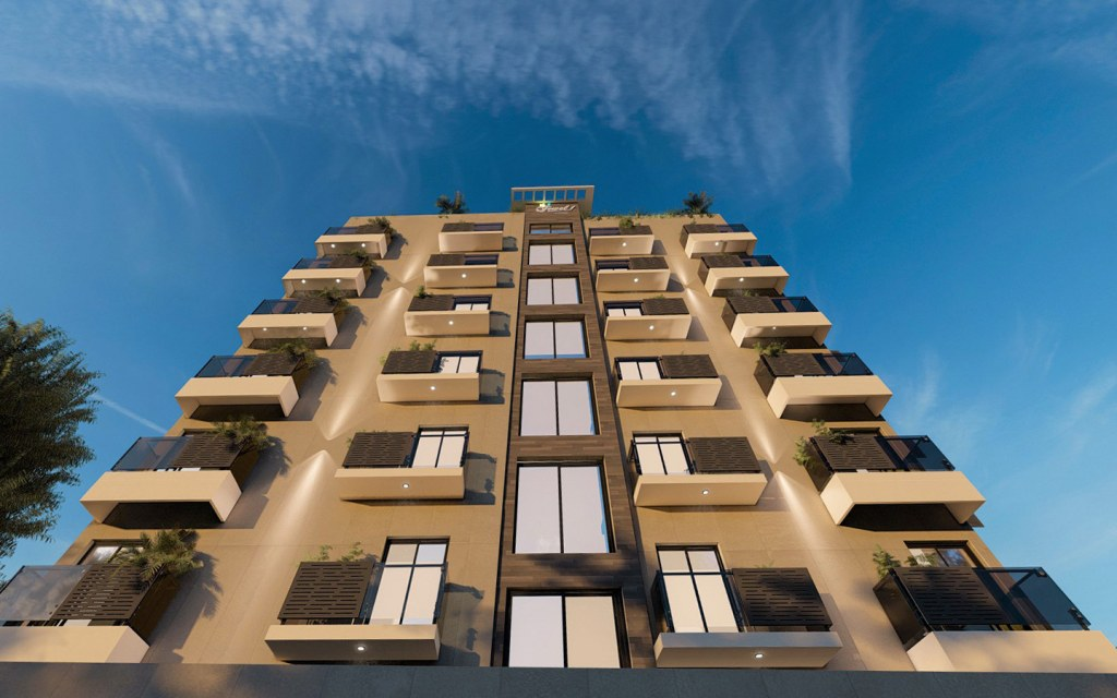 investing in Jewel 1 Residences in Gulberg Lahore