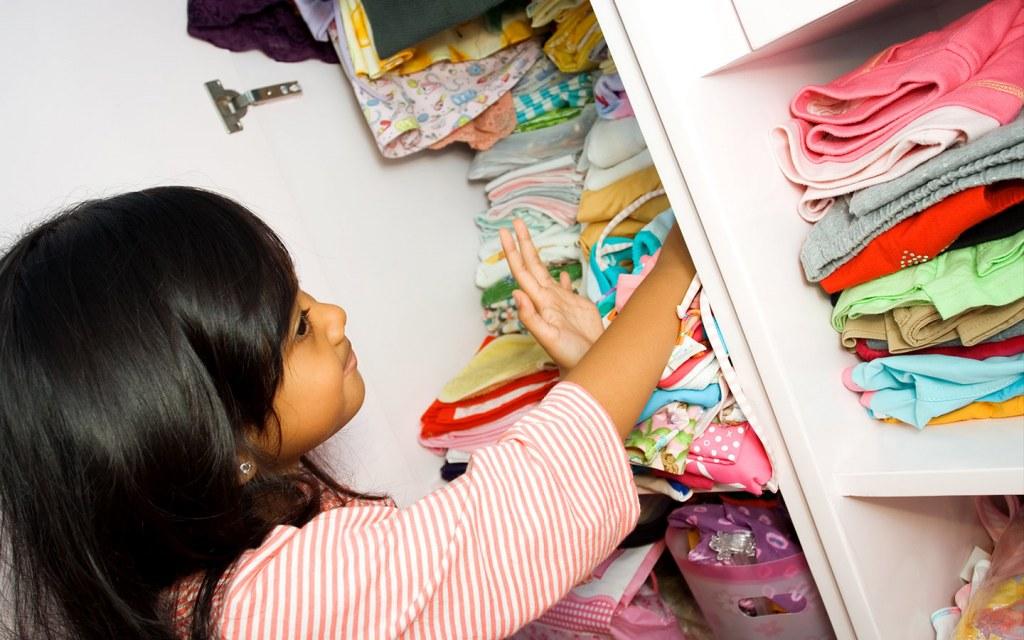 kid-friendly closet organization tips